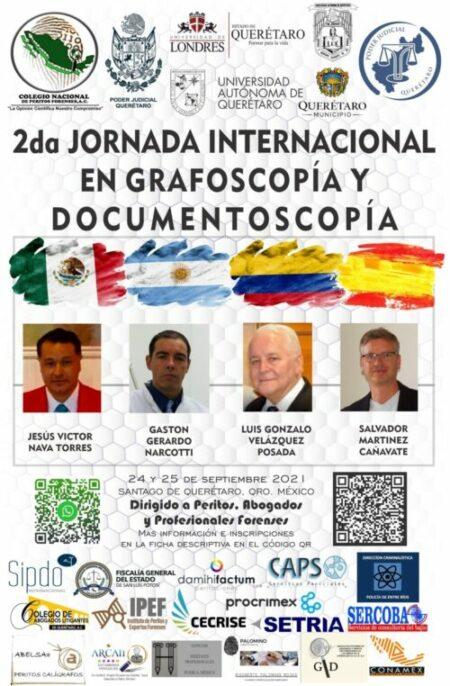 Congreso Internacional grafologia